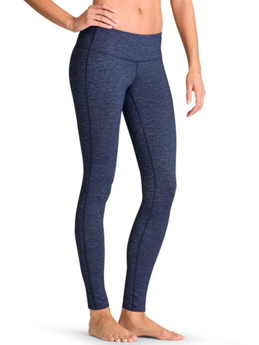 Odyssey Chaturanga Tight from Athleta. Fitted, Mid-rise, Tight leg Ultra-comfortable wide waistband, internal key pocket, Flatlock seams minimize chafe.  Athleta.com $64.00
