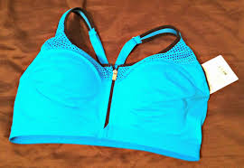VS Sport: $50.00 Perfect for running, boxing and high-impact workouts, all in Body-Wick fabric that keeps you cool and dry. Breathable padding makes any routine a breeze. victoriassecret.com