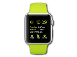 Apple Sports Watch!  Built in optical heart rate monitor that allows you to ditch a chest strap, does fitness tracking, and can do run/workout tracking. Works with your iPhone apps and GPS, Coming early 2015, apple.com $299.00